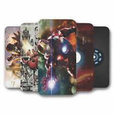 For Samsung Galaxy S20 Flip Case Cover Marvel Iron Man Collection 1