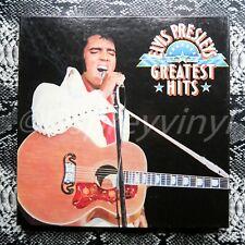 Elvis Presley Greatest Hits 6 LP Box Set Lift of Lid + Booklet  Superb mint box