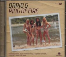 DARIO G Ring of Fire  7 TRACK CD NEW - NOT SEALED