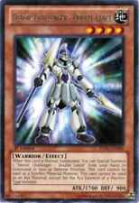 Yugioh! Heroic Challenger - Double Lance - REDU-EN008 - Rare - 1st Edition Near