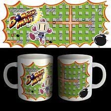 Taza Mug Bomberman   Arcade Games Café Desayuno   OFERTA   Envío 24/48 Horas