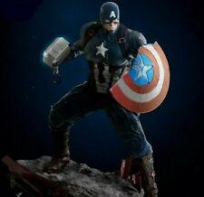 Worthy Captain America 1/10 Scale Resin Model Kit marvel universe avengers