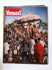 SCIENCES ET VOYAGES du 10/1960; Tahiti/ Caviar/ Canal Saint-Laurent/ Peuhl