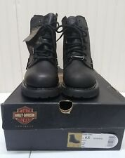 #337 NWT Harley-Davidson women's Jenell riding boots, size 6.5 medium