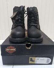 #337 NWT Harley-Davidson women's Jenell riding boots, size 6.5 medium
