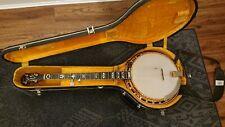 Gibson Master Tone RB 800 Banjo 2 Colour Sunburst - 1976 - Rare
