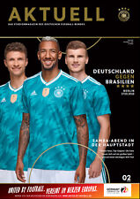 Länderspiel 27.03.2018 Deutschland - Brasilien in Berlin