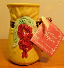 twos company small yellow pitcher