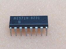 1 PC. ne571n Signetics dip16 NOS