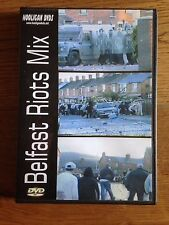 BELFAST RIOTS MIX RARE DVD FIGHTS CLASHES HOOLIGANS IRA