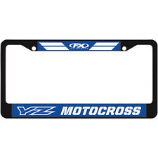Factory Effex License Plate Frame Yamaha