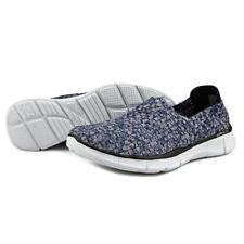 Scarpe da donna blu elasticizzati tacco basso ( 1,3-3,8 cm )