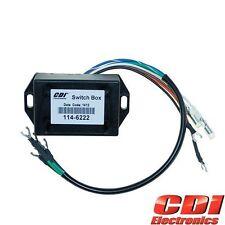 Mercury 4 - 20HP Switch Box (2 cyl) 339-6222A10 (114-6222)