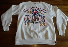 vintage Chicago Cubs 1989 logo 7 crewneck sweat shirt XL