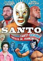 SANTO BLUE DEMON CONTRA EL DR FRANKENSTEIN DVD NEW