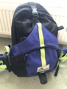 Macpac size 2 Ultramarathon Rucksack GC classic robust running backpack OMM