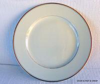 """MIKASA ivory china TROUSDALE pattern ~ Chop Plate ( Round Platter ) ~ 12"""""""