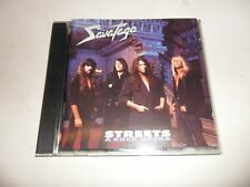 CD  Savatage - Streets - a Rock Opera
