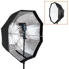 """32""""/81cm Octagonal Umbrella Softbox for Speedlite / Studio Flash Lusana Studio"""
