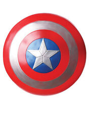 "Captain America Retro 12"" Shield, Kids Winter Soldier Costume Accessory"