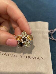 New $ 6 295. Le Vian LeVian 14k Gold Diamond Topaz Citrine Pendant Necklace
