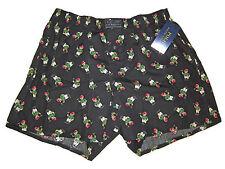 Polo Ralph Lauren Polo Bear Black Jockey Boxer Shorts Medium Underwear