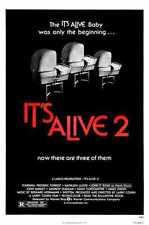 Its Alive 2 Poster 01 Metal Sign A4 12x8 Aluminium