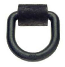 "(6) 1/2"" D-Rings with Weld On Clip"