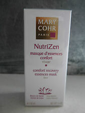 MARY COHR - NUTRIZEN MASQUE - Masque d'essences confort visage 50ml
