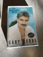 Gary Hobbs 20 Golden Hits Tape Cassette Tejano Music Hacienda 1992