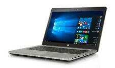HP Elitebook Folio 9480M Laptop corei5 240gb SSD 8gb RAM (Used)