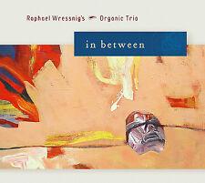CD Raphael Wressnig En Between with Organique Trio - Jazz Orgel (orgue)