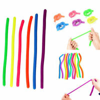 5Pcs Stretchy String Toys Autism Sensory Anti Stress Relief Anxiety Toys dfzxc d
