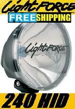 One Lightforce 240 hid Driving Off Road Light Force 35W 12V 35 watts Truck Light