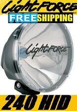 One Lightforce 240 Hid Driving Off Road Light Force 35w 12v 35 Watts Truck Light