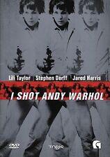 I Shot Andy Warhol (Lili Taylor, Stephen Dorff, Jared Harris) DVD NEU + OVP!
