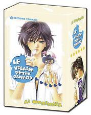 COFFRET LE VILAIN PETIT CANARD  tomes 1 à 6 Morinaga SERIE COMPLETE épuisé manga