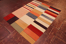 Design nomades Kelim pièce unique très bien PERSAN TAPIS d'Orient 2,28 x 1,82