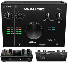 M-audio air 192|4 - Interface Audio Usb/ Usb-c 2 Entrées /2 sorties avec Logi...