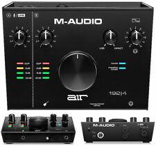 M-Audio Air 192|4 - 2 In 2 Out 1 Mic - Intefaccia Audio USB-C per Mac, Windows