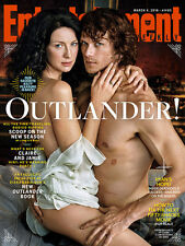 EW Entertainment Weekly #1405 March 4th, 2016 PDF SCAN Sam and Cait Outlander