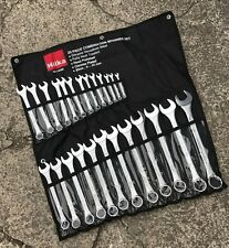 Hilka Pro Craft 25pc Combination Metric Spanner Set - Open & Ring - 6mm to 32mm