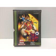 Super Sidekicks 3 SNK Neo Geo AES US No Manual