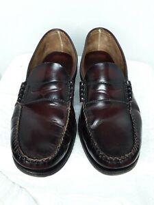 Florsheim Men's Dress/Casual Berkley Penny Loafers Shoes Size 10.5 Brown