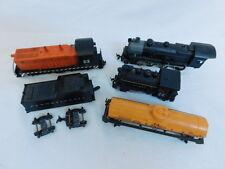 Lot Of 5 Trains-Shell Car-Nh 653-At&Sf 07044 Santa Fe Engine-Austria Engine-Pa