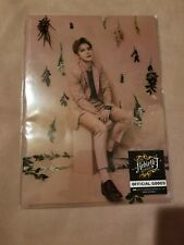Kim Jaejoong THE REBIRTH OF J ASIA TOUR Official Goods Clear File Set JYJ tvxq