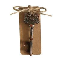 10pcs Vintage Key Bottle Opener Barware Tools Party Gift Wedding Favor