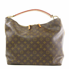 LOUIS VUITTON  M40587 Shoulder Bag Sully MM Monogram Monogram canvas