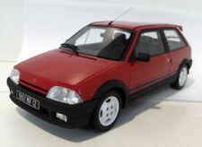 Artículos de automodelismo y aeromodelismo color principal rojo Citroën de escala 1:18