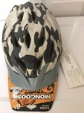 New Mongoose Blackrock Youth Helmet Nwt